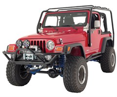 "Rampage Products ""Sand-Rock-Street"" Front Bumper, '87-'06 Wrangler & Unlimited"