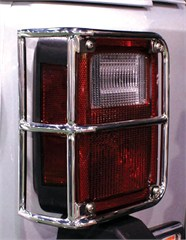 Jeep Wrangler (2007-2013) JK TailLight Guards