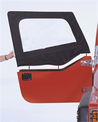 Door Skins, Replacement, Jeep YJ (1987-1995)