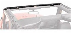 Windshield Channel for Jeep Wrangler TJ 1997-02