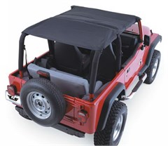 Extended Island Topper  for Jeep Wrangler YJ (1992-1995)