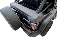 Storage Boot, 2 door Jeep, JK (2007-2012)