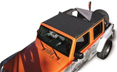 Rampage Combo Brieftopper for Jeep Wrangler JK 4 Door Unlimited