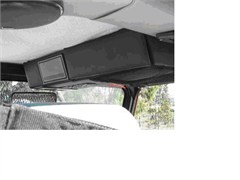Rampage Overhead Storage Console for Wranglers