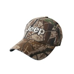 Jeep Mossy Oak Hat