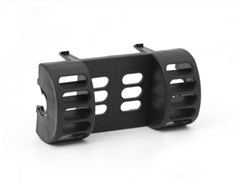 Black AC Vent Switch Pod for Jeep Wrangler TJ (1997-2006)