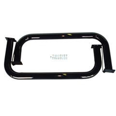 Black Powdercoated Nerf Bars for Jeep CJ5 (1976-1983)