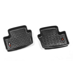 All Terrain Rear Floor Liner Compass & Patriot 2007-2017 Rugged Ridge