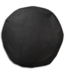 "Tire Cover, 33"" Inch, Diamond Black, Rugged Ridge"