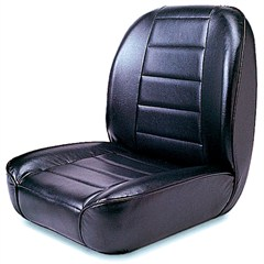 Low Back Front Bucket Seat for Jeep CJ (1955-1986)