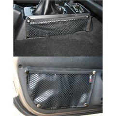 Door and Console Trail Net Kit for Jeep Wrangler TJ (1997-2006) and LJ (2004-2006)