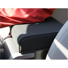 Black Neoprene Arm Rest Cover for Jeep Wrangler JK (2007-2010)