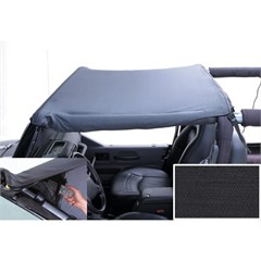 Pocket Brief for Jeep Wrangler YJ (1992-1995)