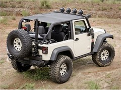 Pocket Island Topper for 2 Door Jeep Wrangler JK (2010-2014)