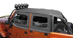Pocket Island Topper Wrangler JK 4D 2010-2017 Rugged Ridge