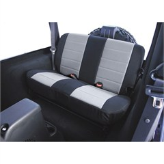 Rear Fabric Seat Cover for Jeep CJ and YJ (1980-1995)