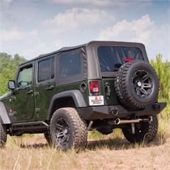 XHD Replacement Soft Top for 4 Door Jeep Wrangler JK (2007-2009)