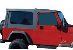 XHD Replacement Soft Top Skin w/Tint Windows LJ 2004-2006