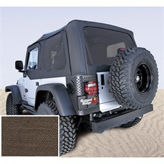 Jeep Wrangler Soft Top w/Drs, Tinted Wndw, Khaki Diamond (2003-2006)