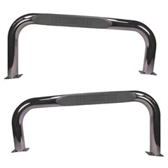 Stainless Nerf Bars for Wrangler YJ, TJ and LJ (87-06)