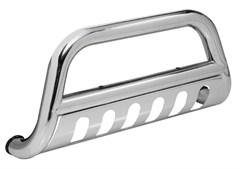 "Bull Bar, 2.5"" Inch, Jeep WK (2011-2015), Silver"