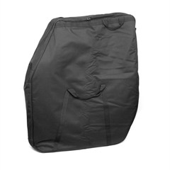 Front Door Storage Bag Kit in Black  for Jeep Wrangler JK (2007-2015)