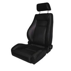 Super Seat With Recliner by Rugged Ridge for Jeep Wrangler & CJ (76-02)