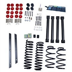 Lift Kit for Jeep TJ (1997-2002)