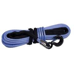 "Synthetic Winch Rope 11/32"" x 100', Breaking Force: 16,550 lbs"