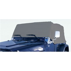 Weather Lite Jeep Cab Cover for CJ7 and Wrangler (76-06)