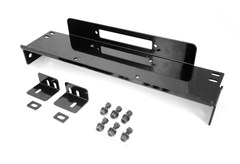 Raised Winch Plate by Rugged Ridge for Jeep CJ (1976-1986)
