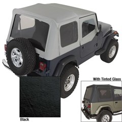 XHD Replacement Soft Top for Jeep YJ (1988-1995)