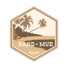 SAND/MUD Terrain Decal