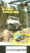 Jeep Adventure Videos: Colorado Trails, Vol 2.