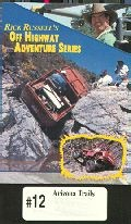 Jeep Adventure Videos: Arizona Trails (DVD or VHS)