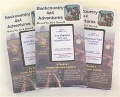 Rick Russell's Backcountry 4x4 Adventures (DVD only)