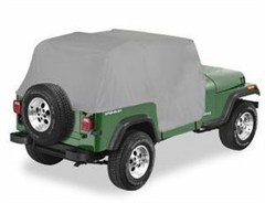 Cab Cover, Jeep YJ (1992-1995), TJ (1997-2006)