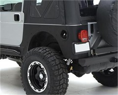 XRC Rear Corner Guards for Jeep CJ7 1976-1986