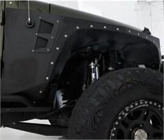 XRC Body Armor Fenders�Wrangler JK 2007-2016  Matte Black