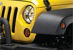 Euro Headlight Guards for Jeep JK (2007-2014)