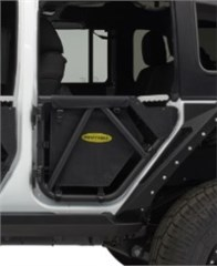 SRC Rear Tubular Doors - Jeep Wrangler JK 4 Door - 2007-2015