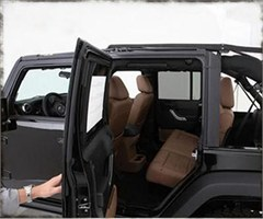 OEM Style Door Surrounds for Jeep TJ (1997-2006)