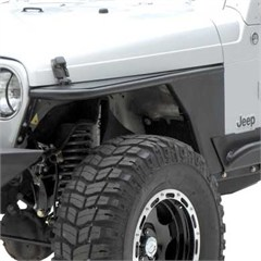 XRC Front Tube Fenders - Jeep Wrangler TJ & LJ 1997-2006