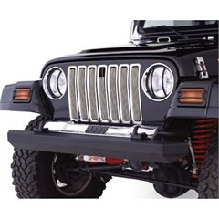 Grille Inserts, Jeep TJ (1997-2006), LJ Unlimited (2004-2006)