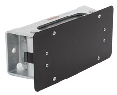 License Plate Bracket - For 4 Way Roller Fairleads