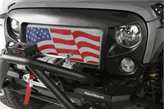 Spartan Grille Kit with American Flag Insert Wrangler JK 2007-2017