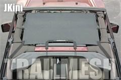 SpiderWeb JKini TrailMesh Shade Top - 2/4 Door Jeep Wrangler JK