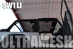 SpiderWeb ShadeTop Ultramesh-Jeep Wrangler LJ Unlimited (04-06)
