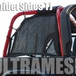 SpiderWeb SpiderSides Ultramesh for Jeep Wrangler TJ 97-06 - Side Shades