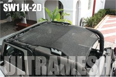 SpiderWeb Ultramesh ShadeTop-Jeep Wrangler JK 2 Door (2007-2014)